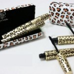 Leopard mascara set